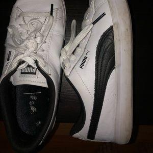 BTS X PUMA sneakers Court Star